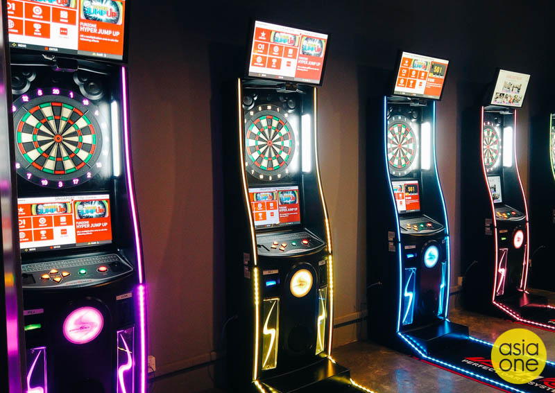 Esports, darts, and Indomie: Bountie Arena opens in the