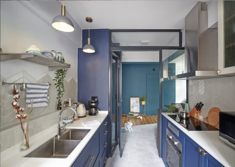 Galley Kitchen Ideas For Hdb Homeowners Lifestyle News Asiaone