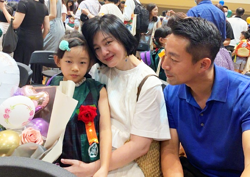 Barbie Hsu: 'I Stopped Breathing Right After Giving Birth to My Son'