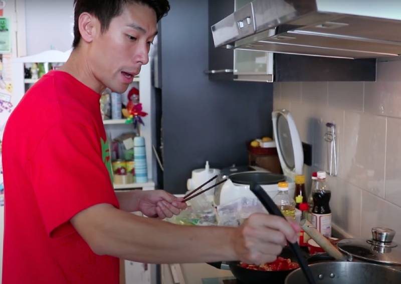 cooking hacks by celebs