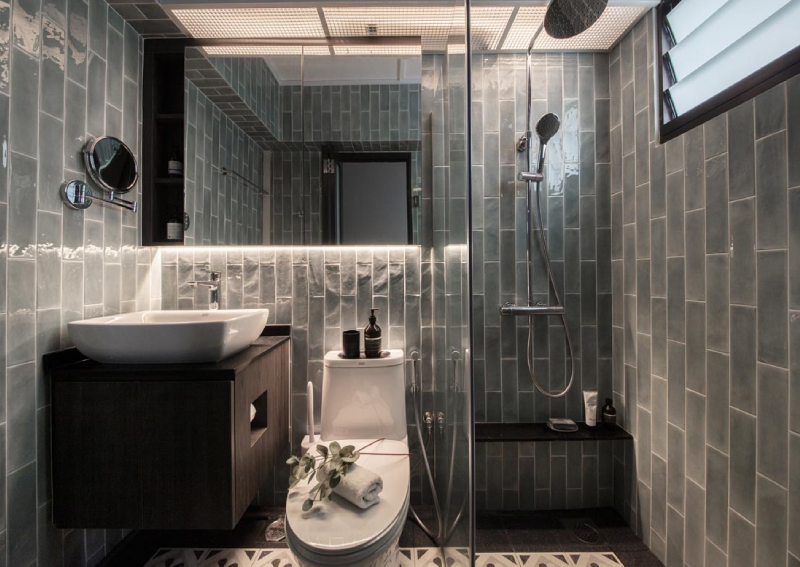 10 Tips To Make A Small Bathroom Feel Like A Spa Without Sacrificing Space Lifestyle News Asiaone,Tablet Charging Station Organizer