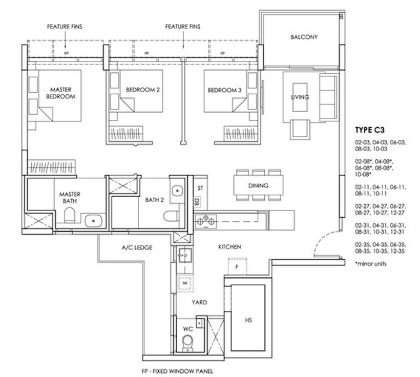 alt  - 20210517 provencelayout stacked - 5 family-sized new launch units under $1.3m if you need space but are on a budget, Money News