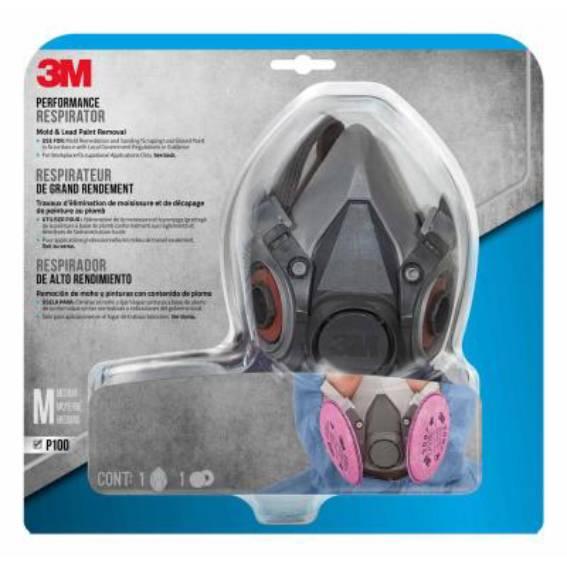 3m fiberglass mask