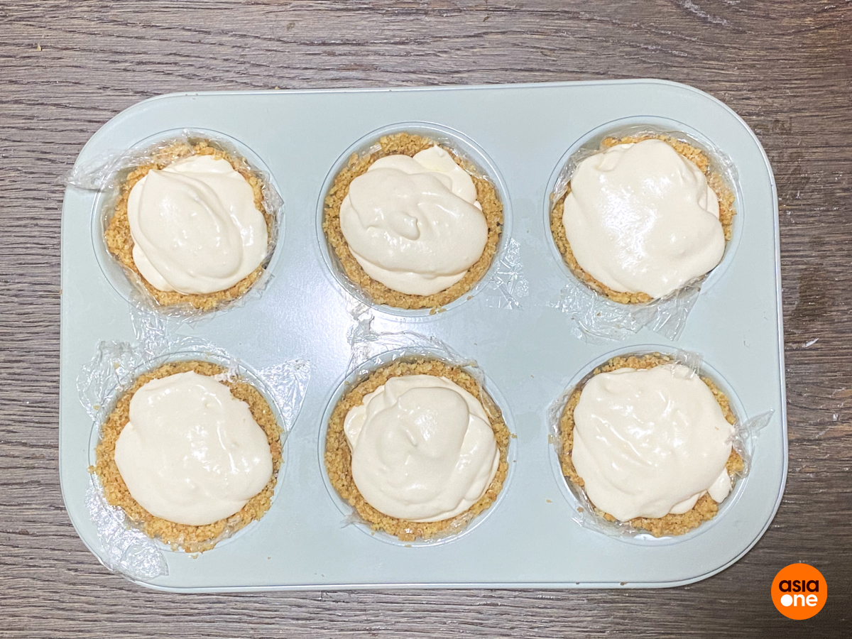 Jeanette Aw's Cheesecake Tart: How You Can Make It Without an Oven