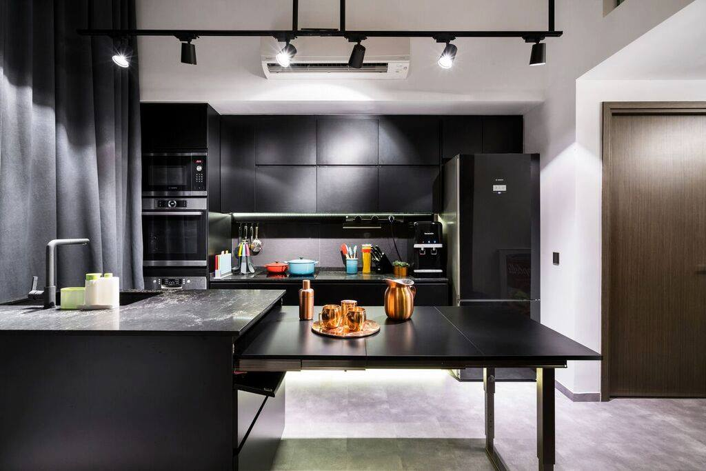 9 Ways To Combine Your Kitchen Island And Dining Table In Style Lifestyle News Asiaone