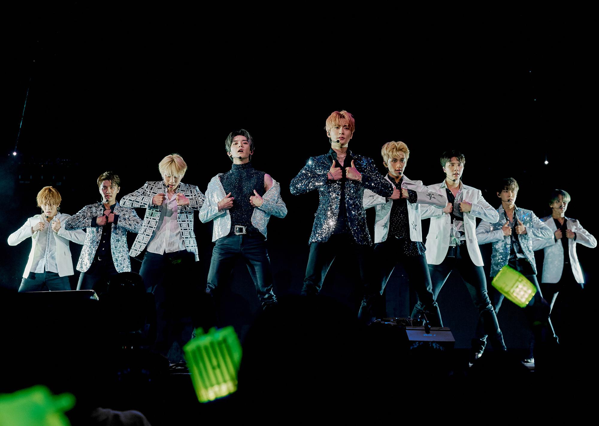True colours: K-pop's most unique group identities