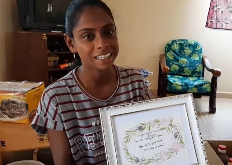 Malaysian YouTuber Sugu Pavithra Had to Quit School Despite Scoring 5As in UPSR Exams