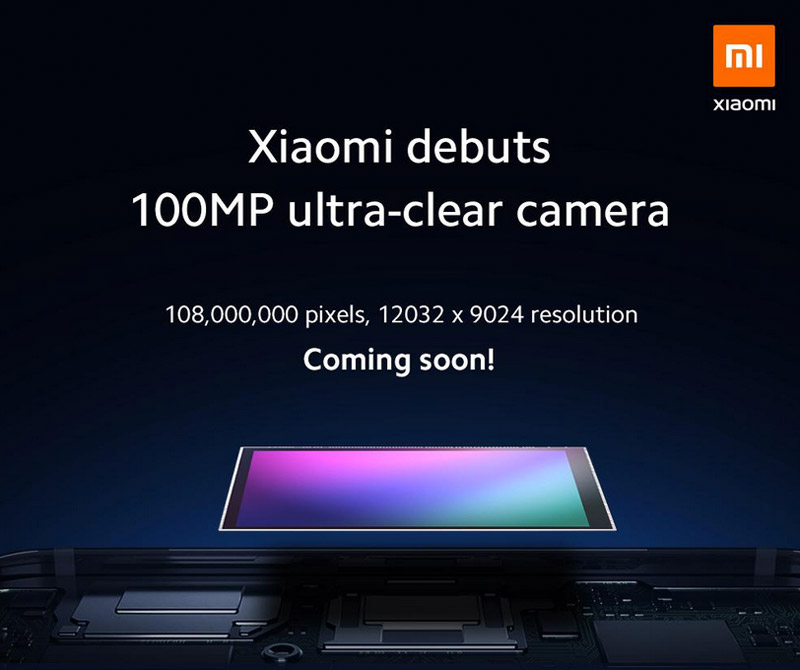 Xiaomi's next flagship phone is going to have a 108MP camera