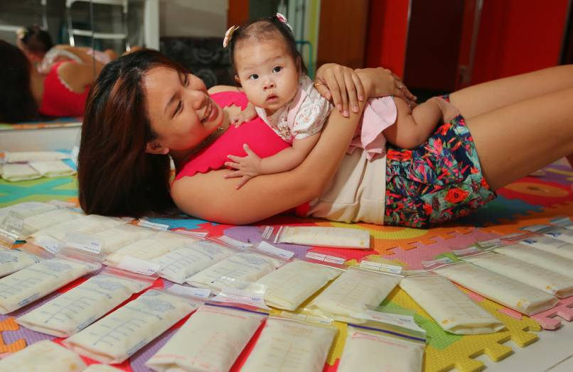 10 Years of Breastfeeding And Counting: This Singaporean Mother Has No Plans to Stop