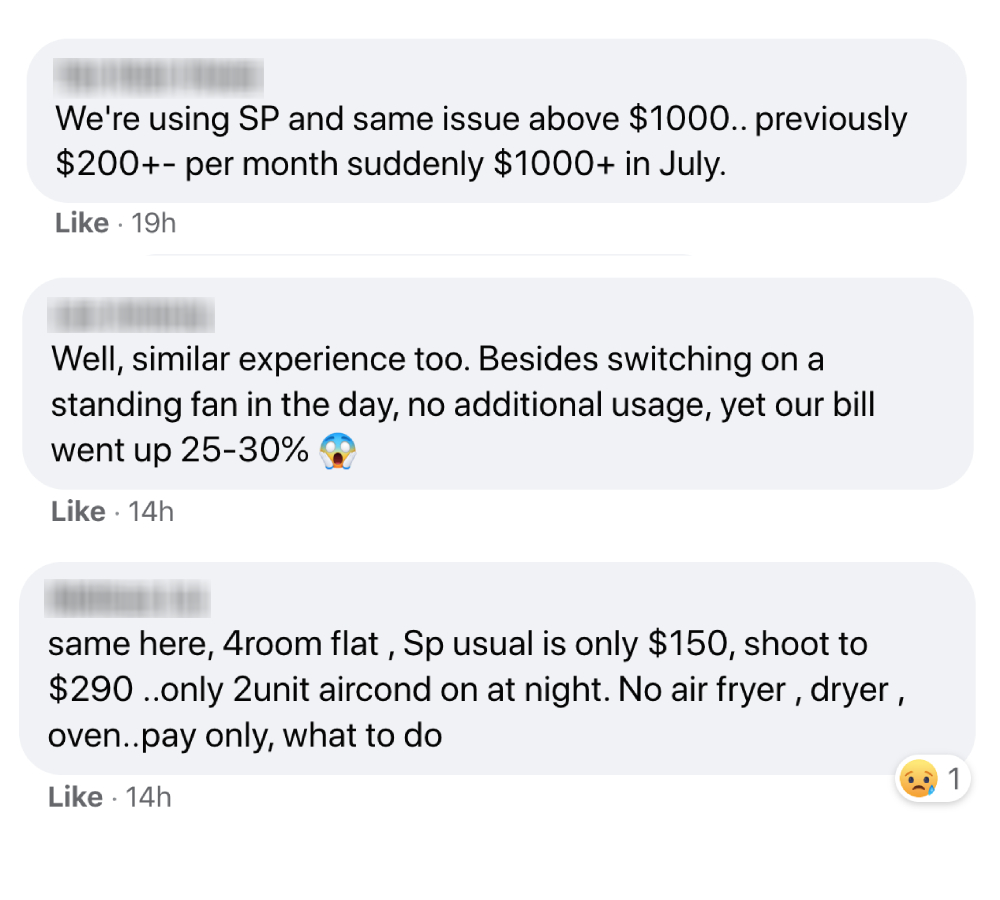 Man Shocked After Household Electricity Bill Amounted To $1,000