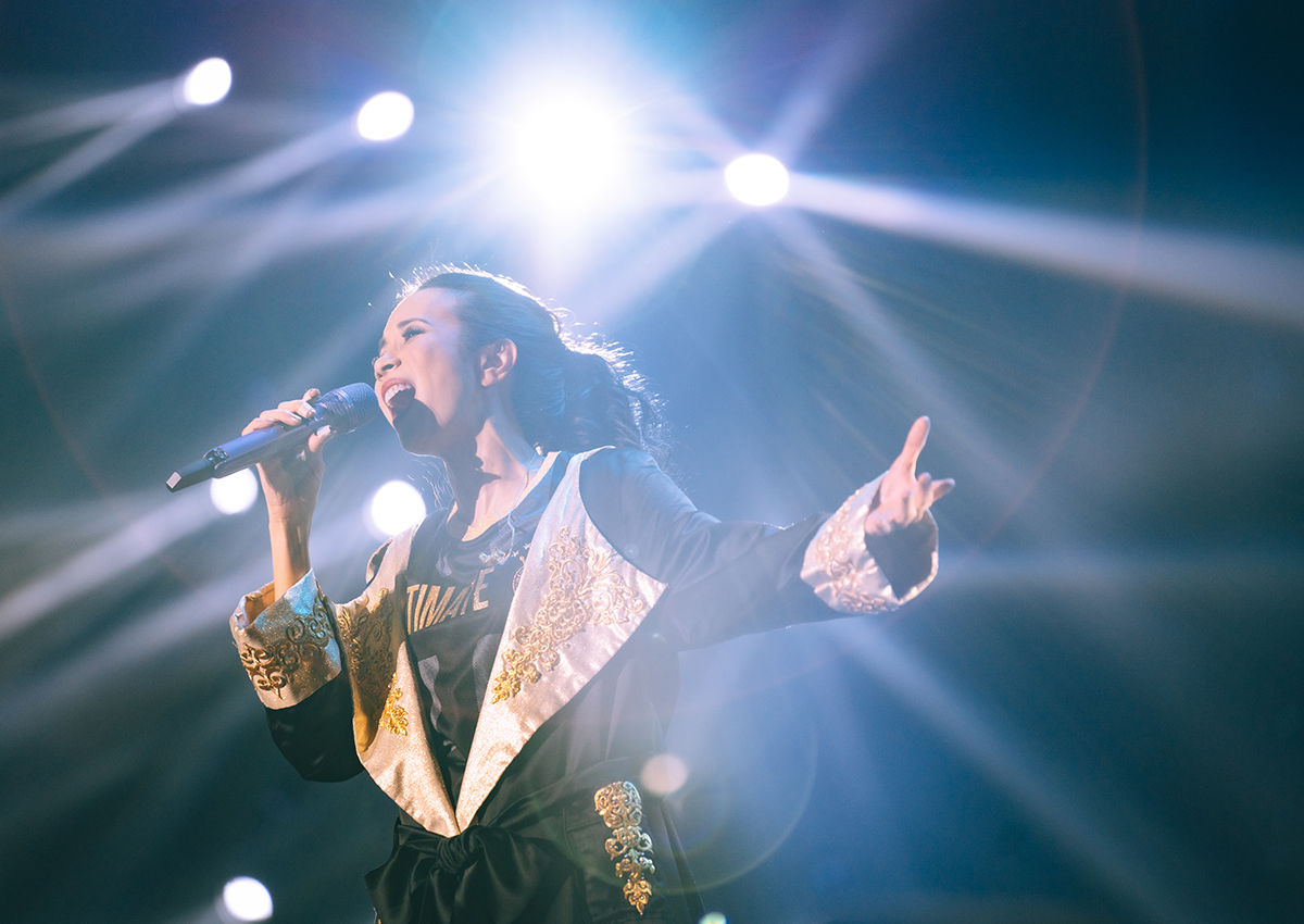 Karen Mok made me cry during her final concert in Singapore