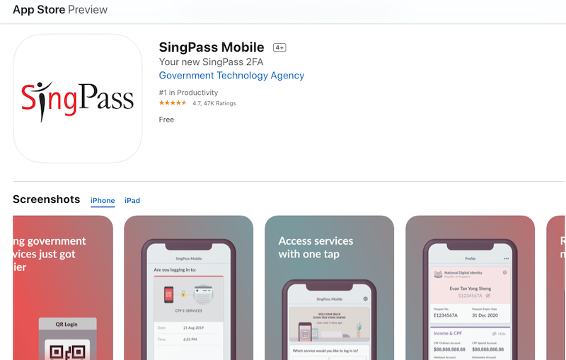 How to Check Your Voting Details and Polling District on the Singpass Mobile App