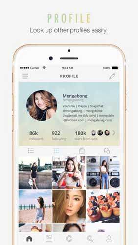 This new app lets you earn money by live-streaming yourself - and