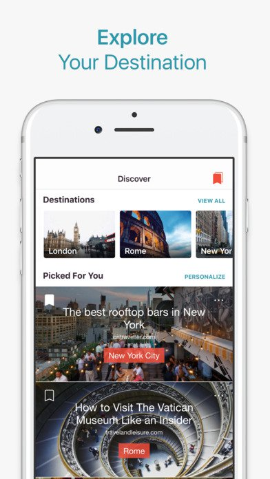 These travel apps will help you find flights and secret