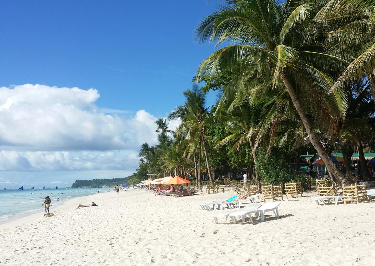 Baracay, Filipina
