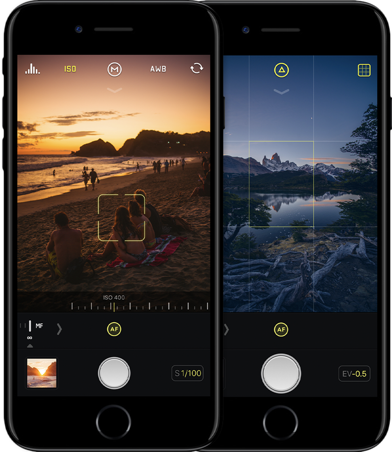 Halide iOS camera app helps you shoot like a pro