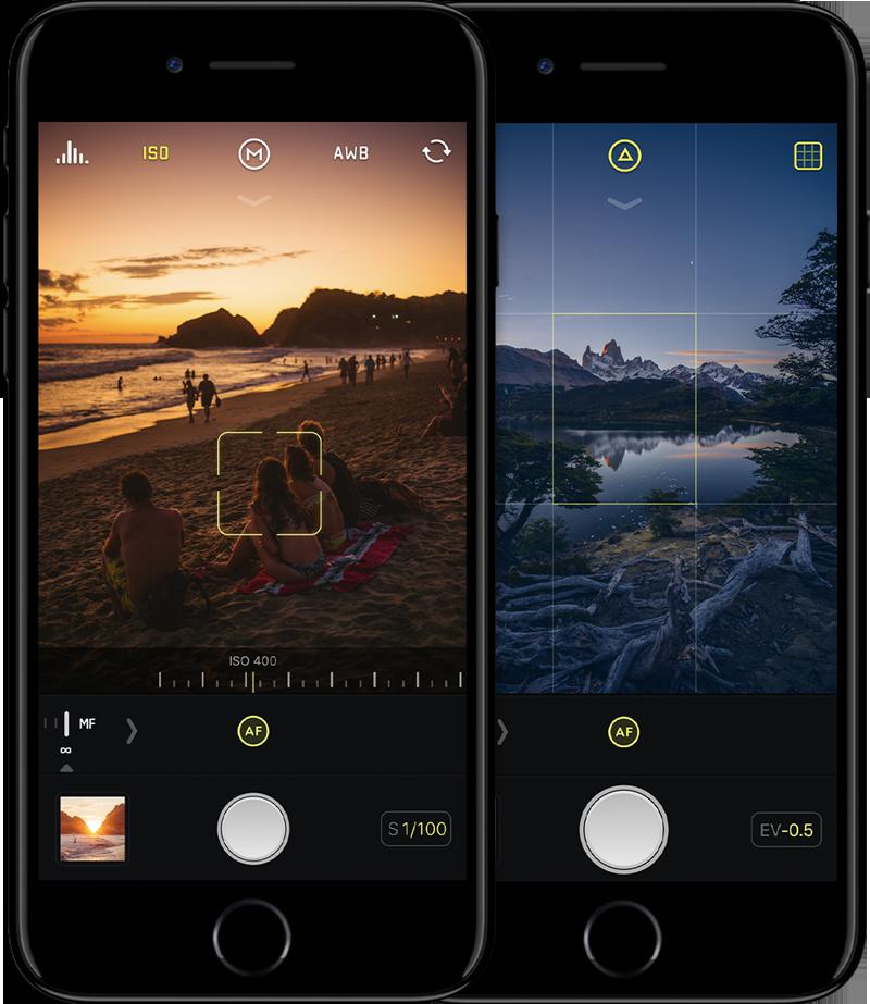 Halide iOS camera app helps you shoot like a pro