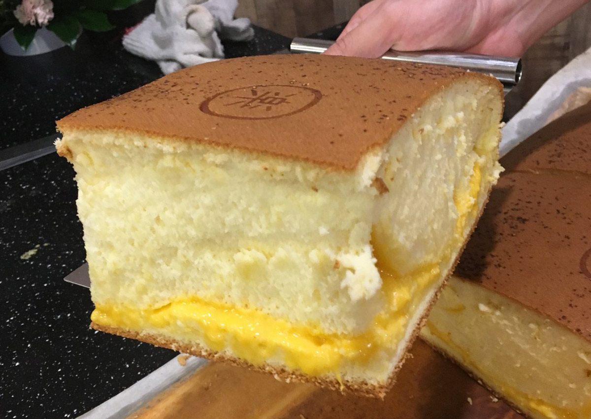 Best Kasutera Cake Recipe