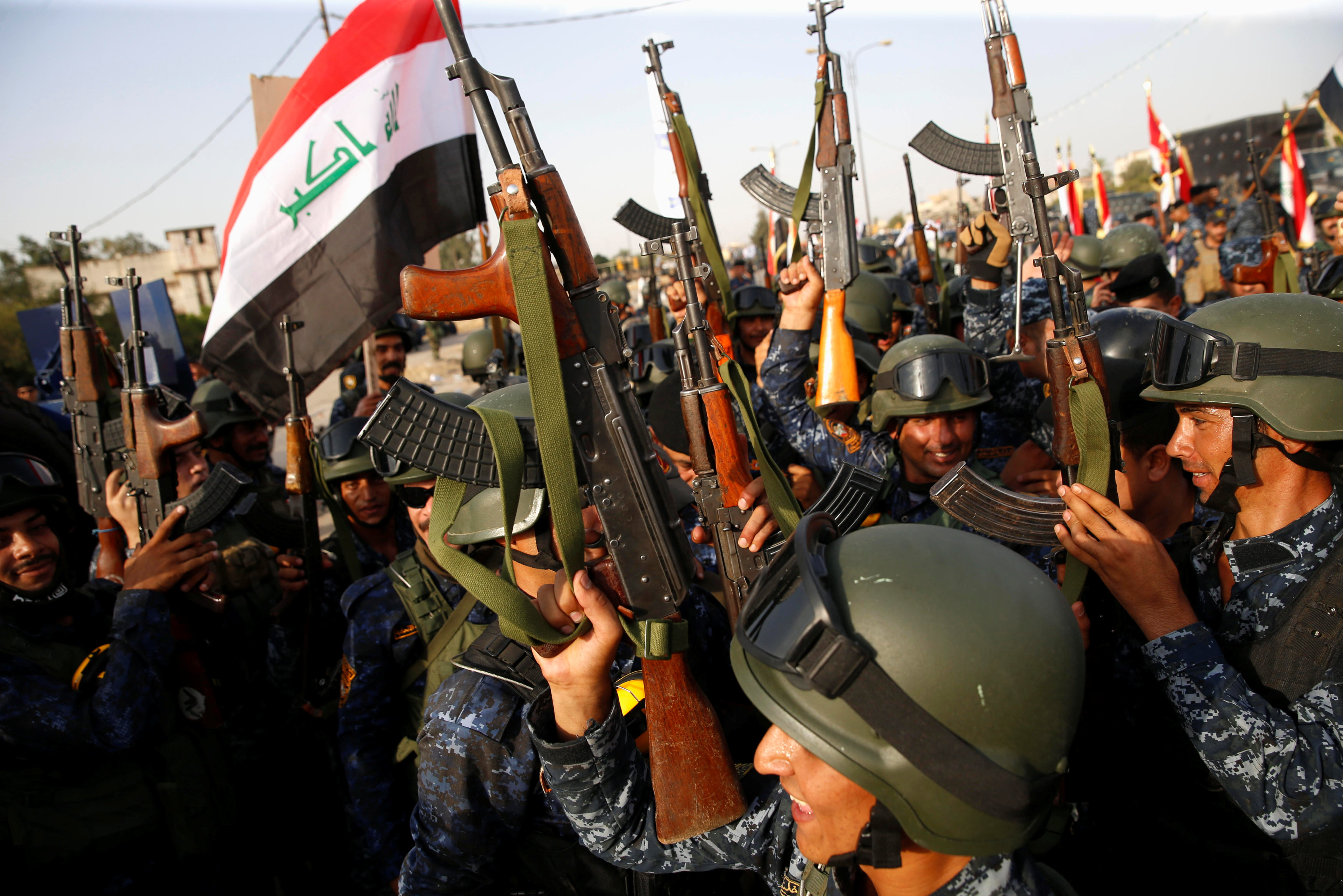 Mosul victory announcement in 'next few days'