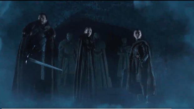 Over-analyzing the 'Game of Thrones: Crypts of Winterfell' teaser