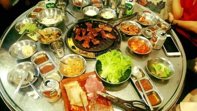 Excellent Korean Bbq In Singapore 15 Best Places To Curb Your Meat Interior Design Ideas Gentotryabchikinfo