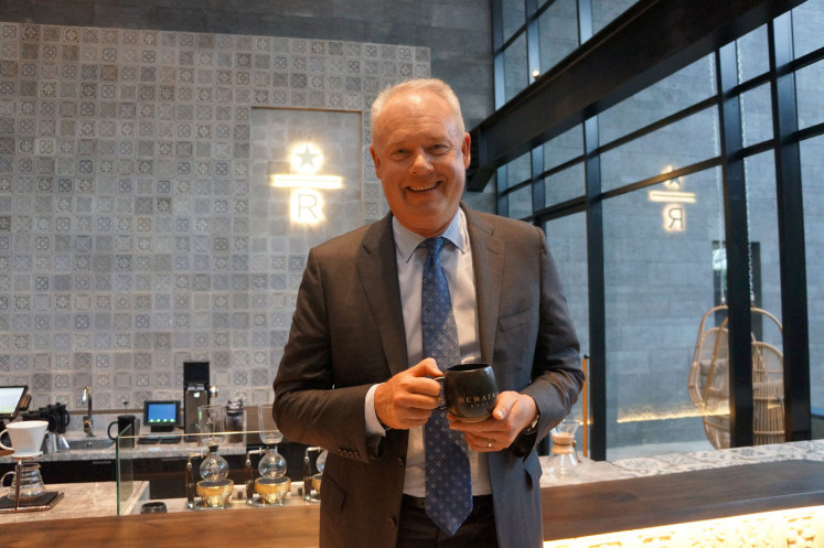 Bali now home to Southeast Asia's largest Starbucks store, Asia News