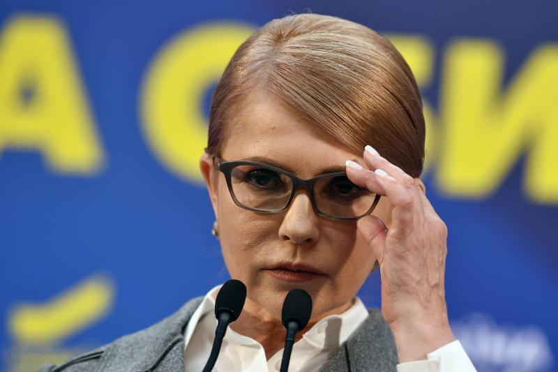 Comedian leads Ukraine presidential vote World News