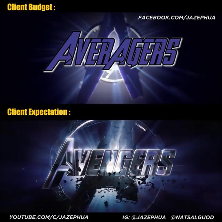 Singaporean filmmaker's low-budget Avengers: Endgame trailer