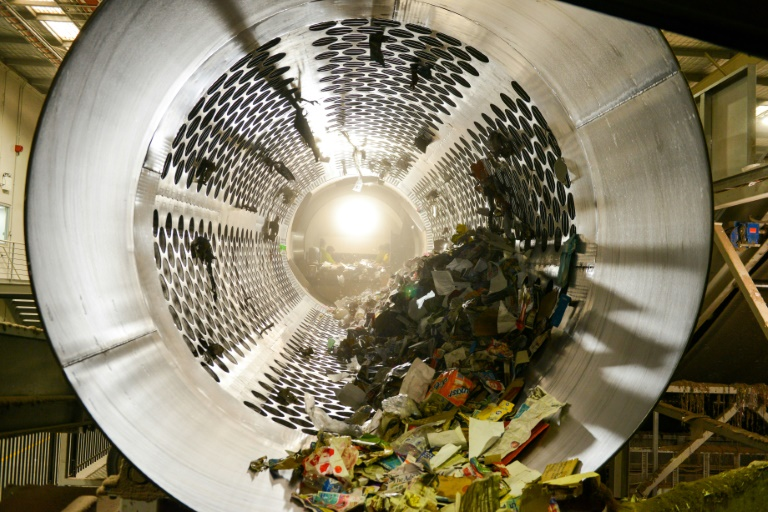 China plastic waste ban throws global recycling into chaos, World