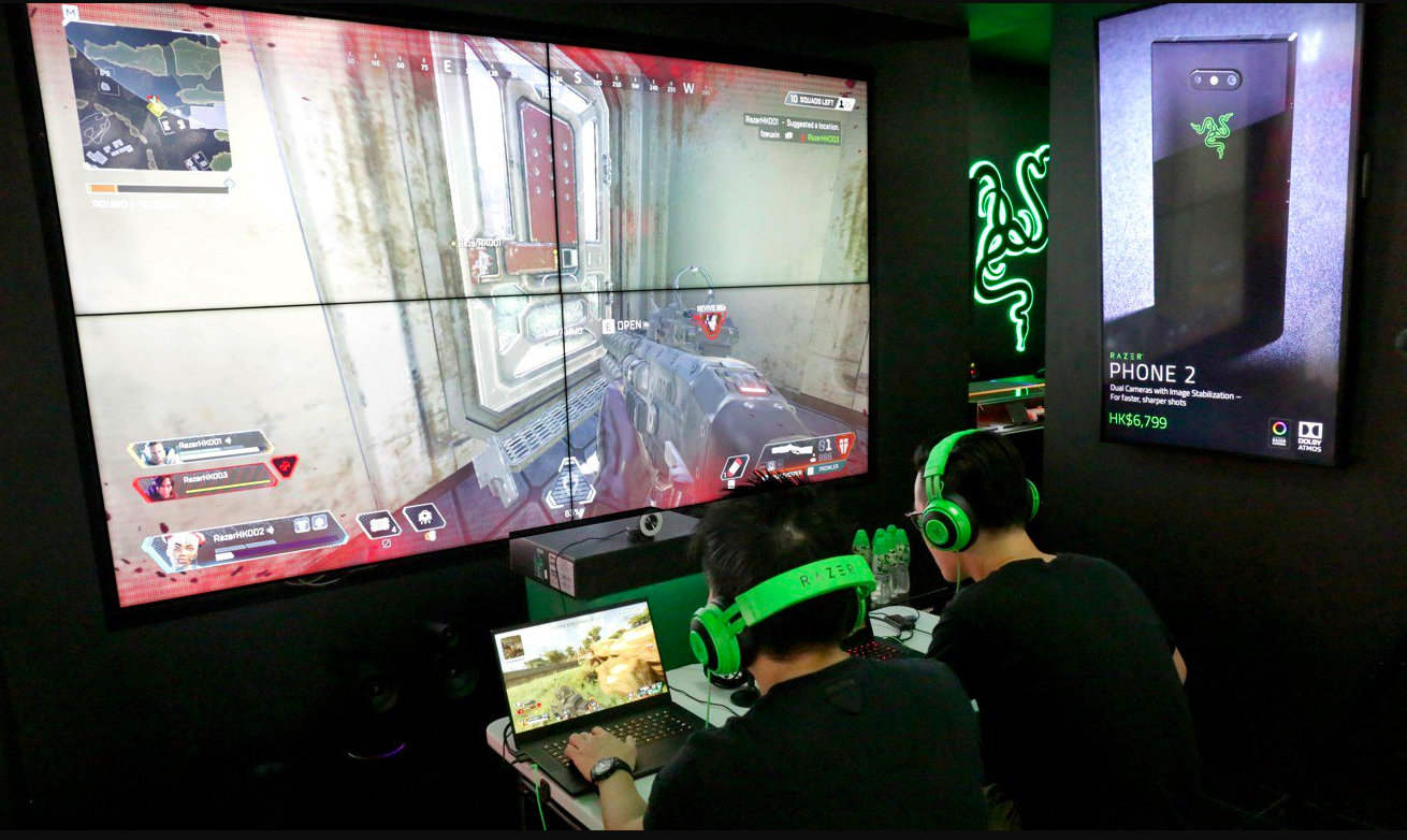 How good is Razer CEO Tan Min-Liang at gaming? , Singapore