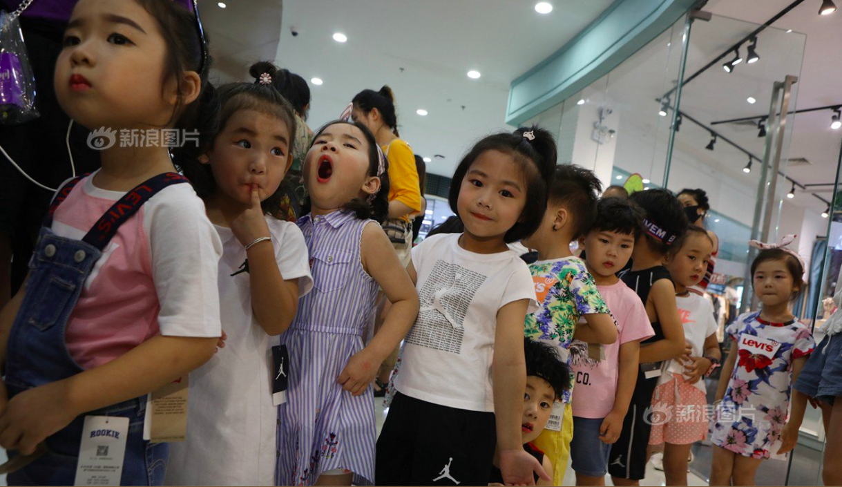 How China's child modelling boom turned small town into