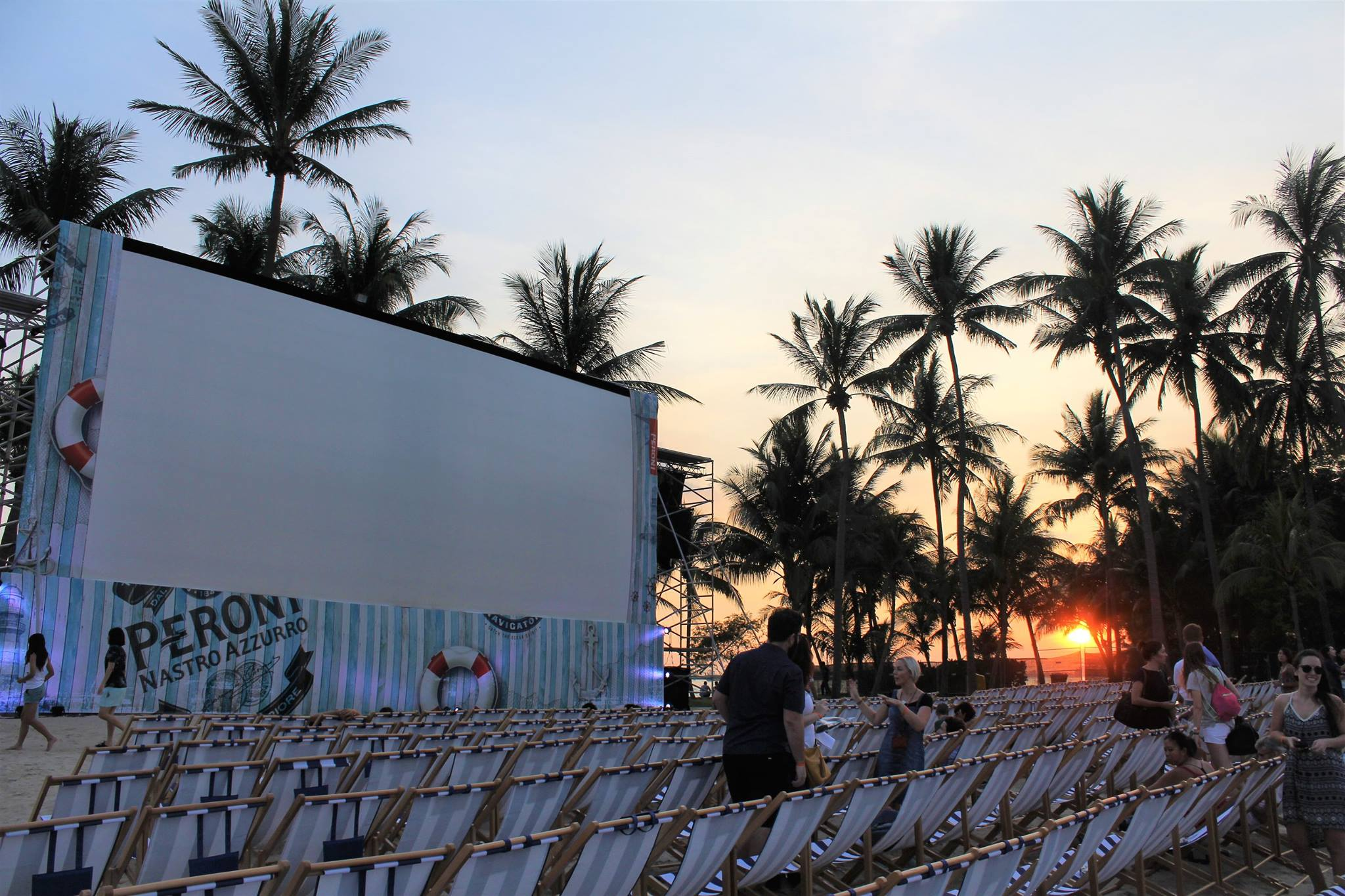 Free movie screenings that you can watch on the weekends, Singapore