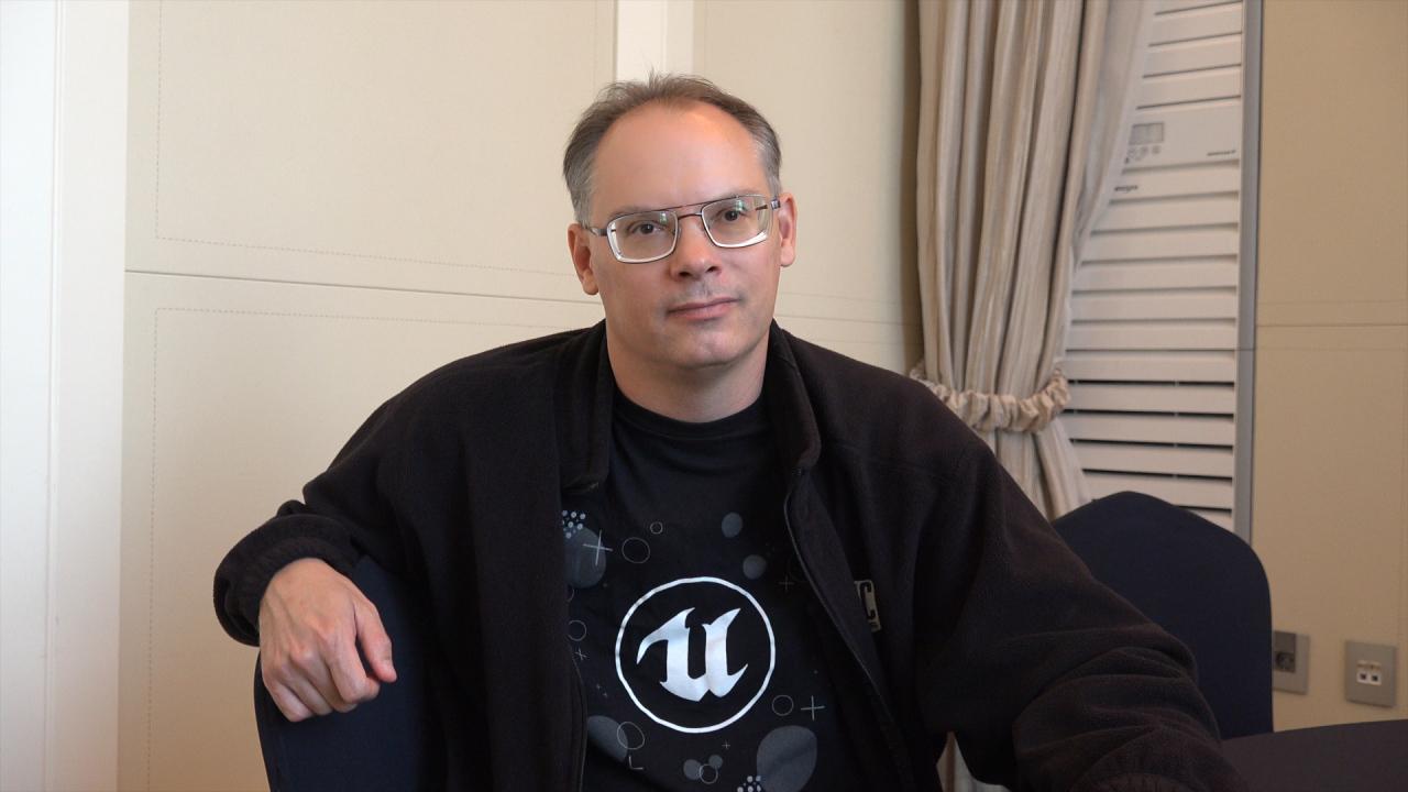 Epic Games chief Tim Sweeney envisions VR social media, Digital ...