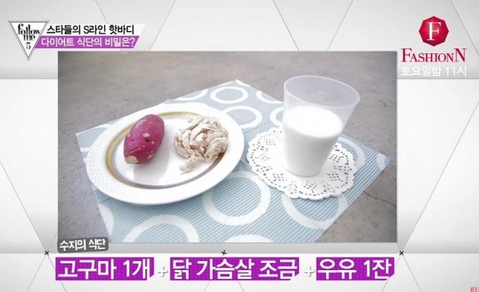 Extreme diets of Korean stars Park Shin-hye, Suzy and IU