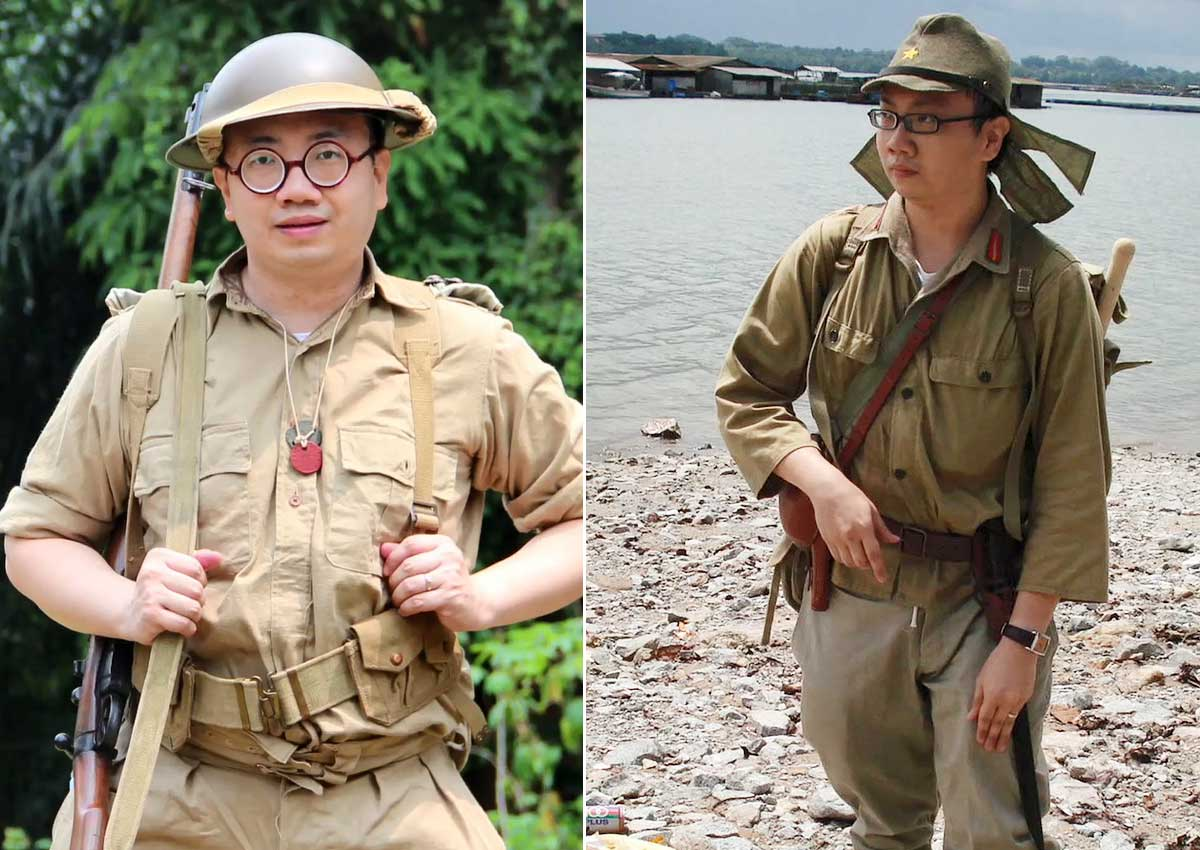 Meet Singapore's No  1 military buff who's spent over