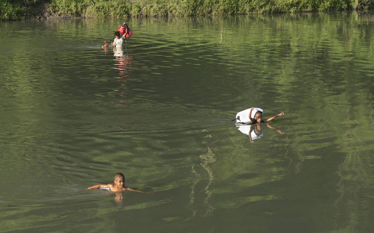 Shaman taken by crocodile after entering waters to find missing man