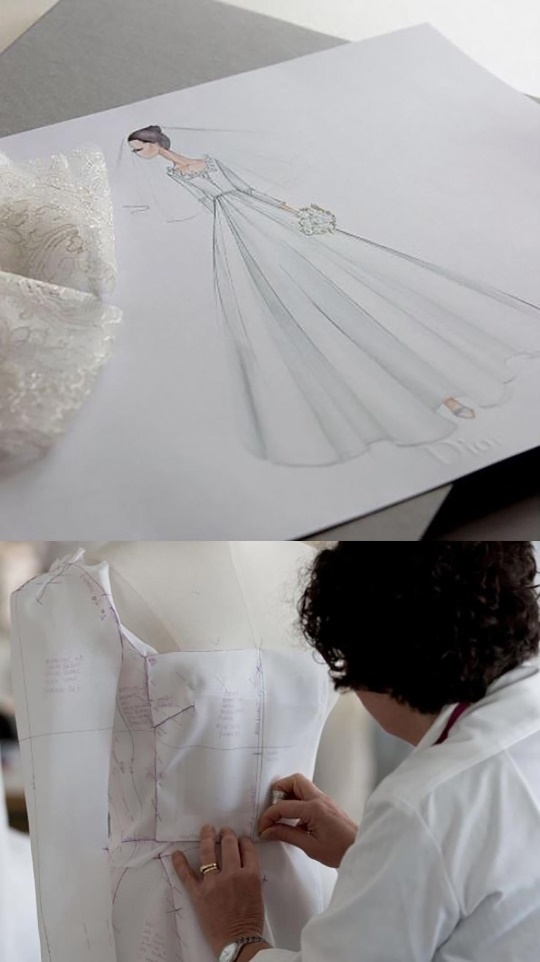 Dior Reveals Making Of Song Hye Kyo S Wedding Dress Entertainment