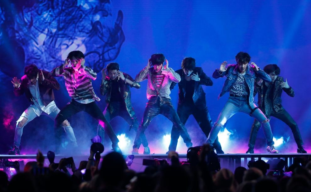 How the seven 20-something members of BTS became a global
