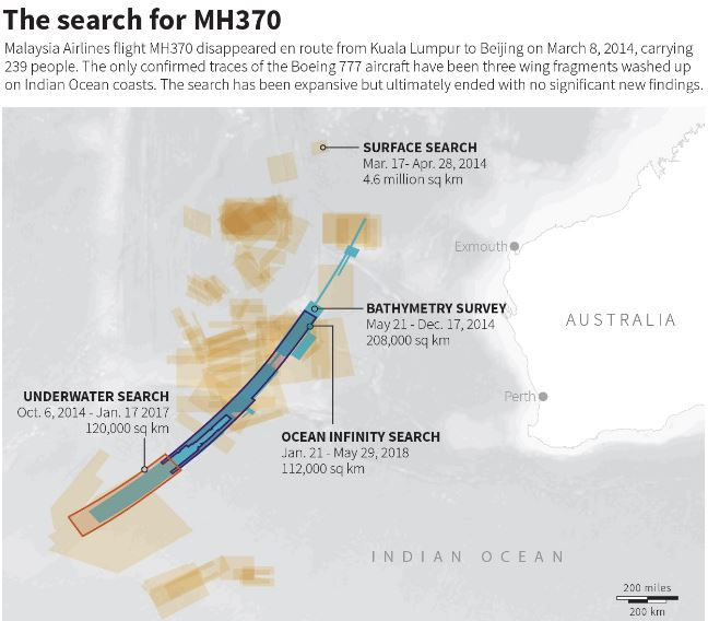 MH370 investigators say controls were likely deliberately ...