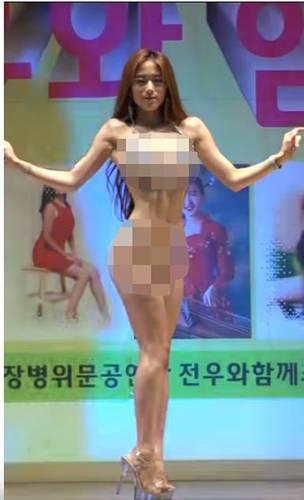 Was mistake asian bikini clad models apologise, but