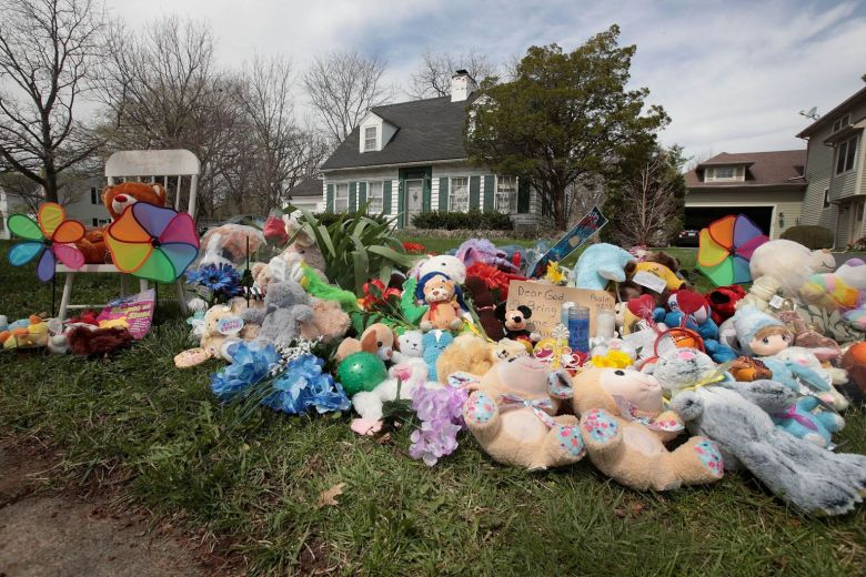 Body of missing U.S. boy found in shallow grave, parents arrested