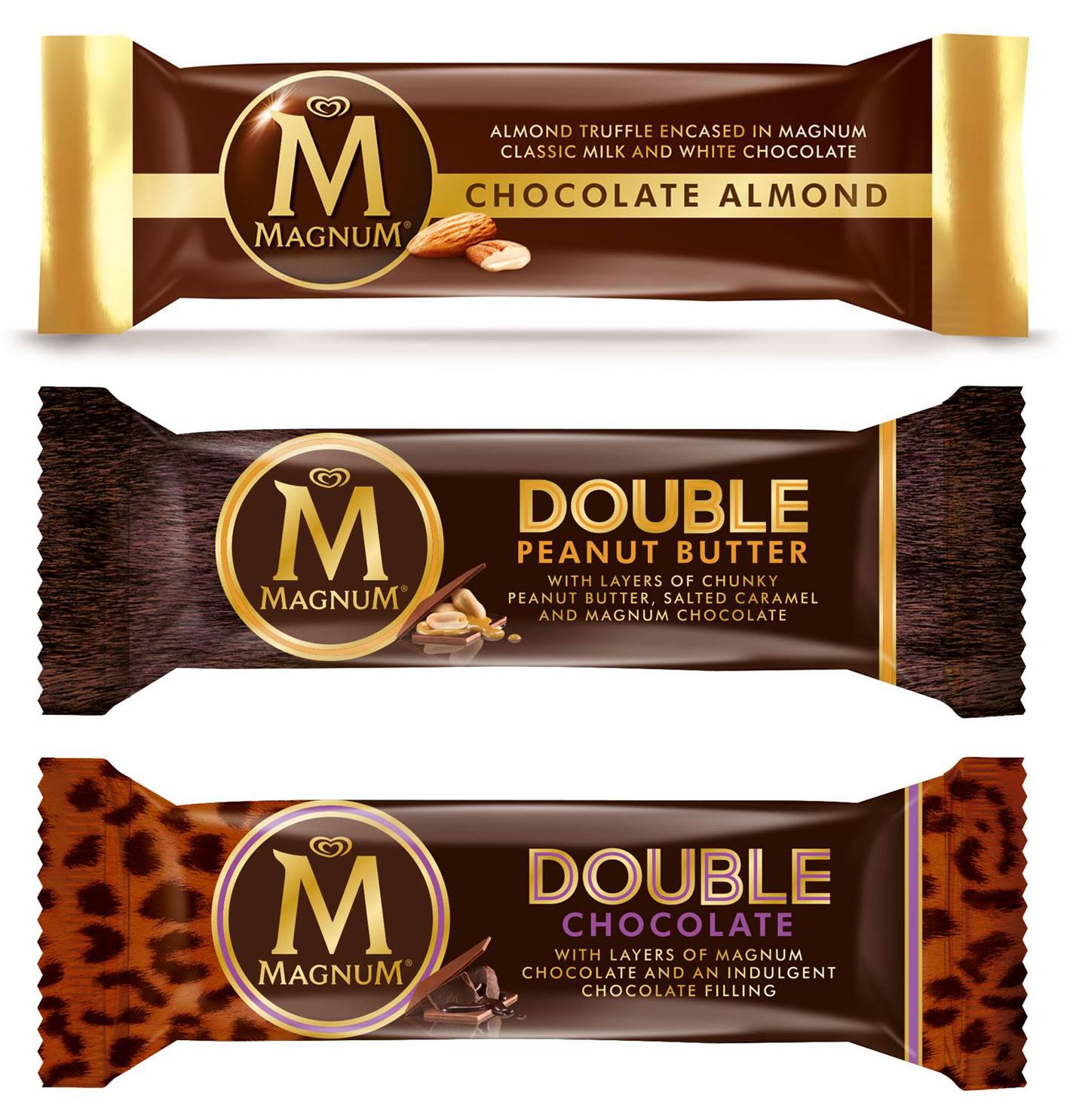 Magnum Double Chocolate Bar