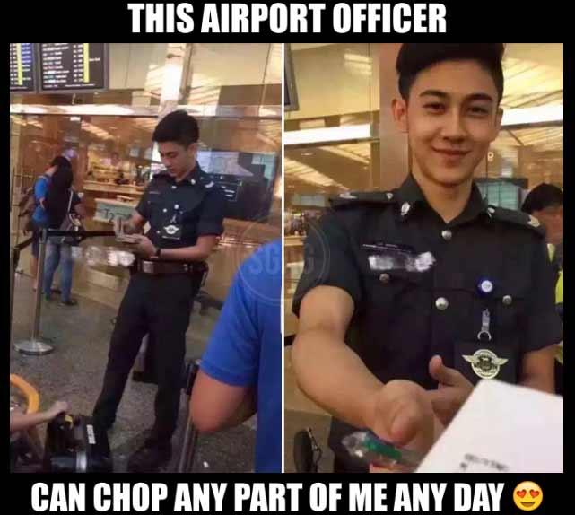 Single law enforcement officers