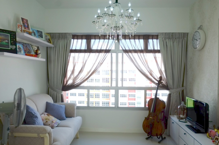 Couple spends less than 20000 to renovate their princessthemed