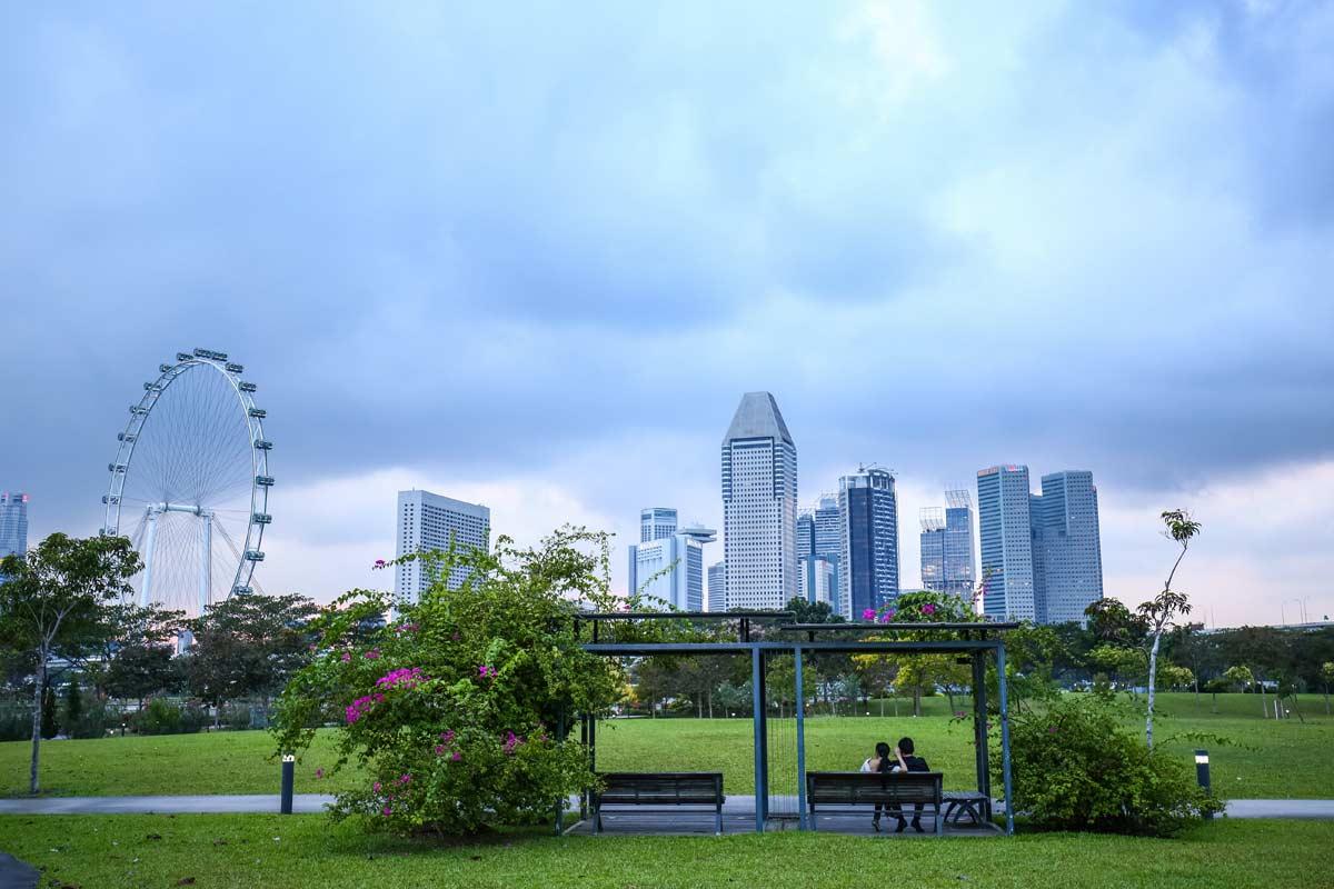 Quiet dating spots singapore