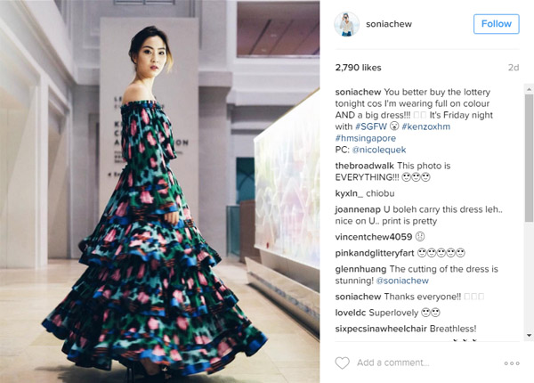 c74df8b9802 You don t have to be a celebrity to pull off these 6 looks by Kenzo ...