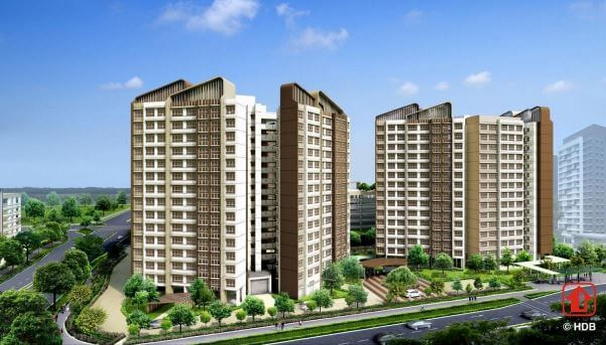Hdb launches flats in punggol clementi tampines