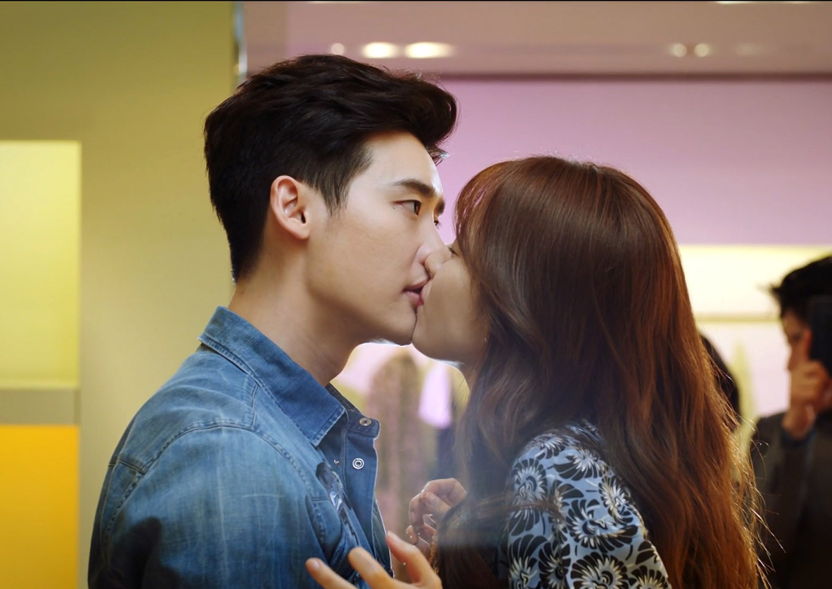 K-drama actor Lee Jong Suk on playing a delicate serial