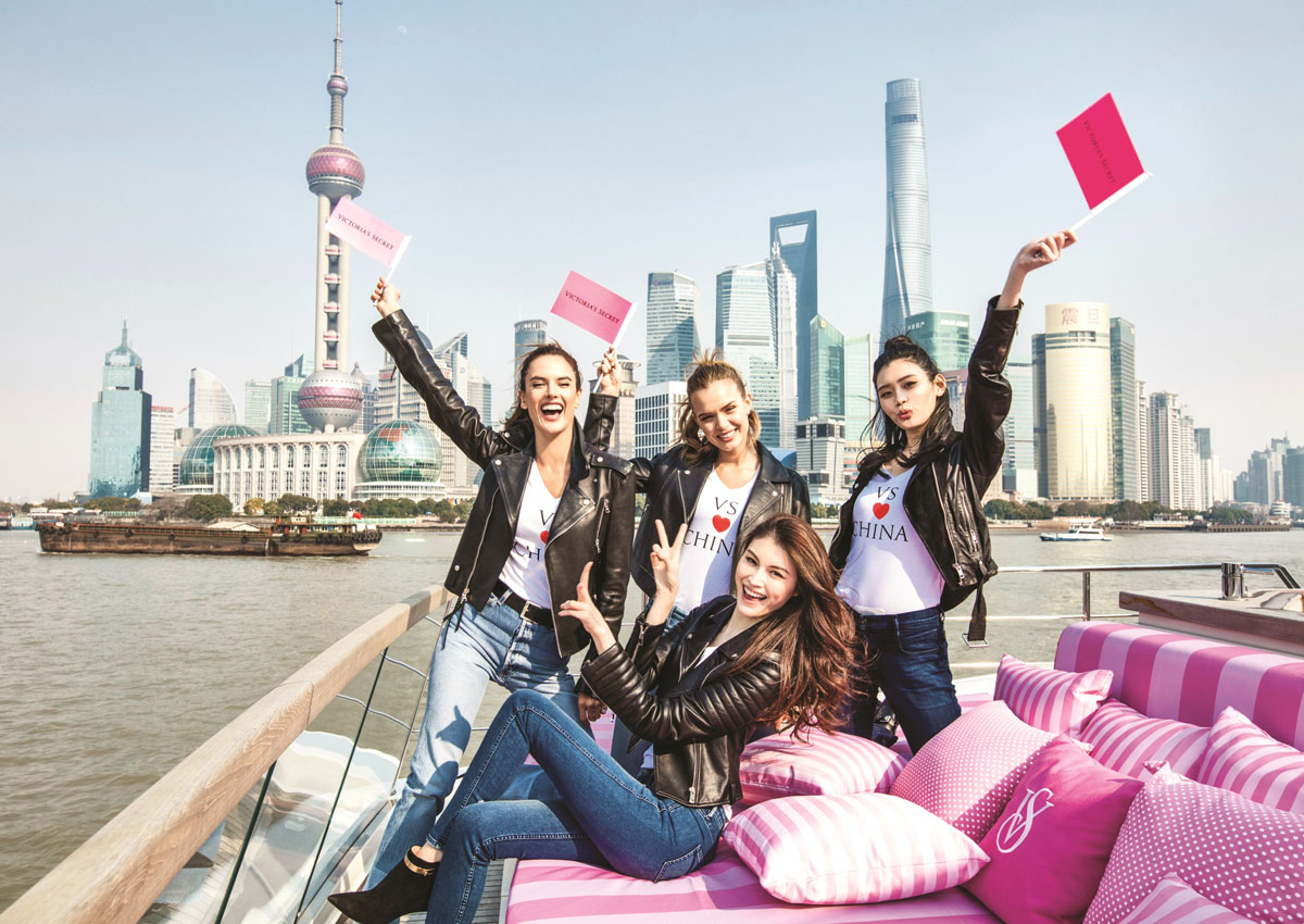 Victoria's Secret Heads to Shanghai for 2017 Show