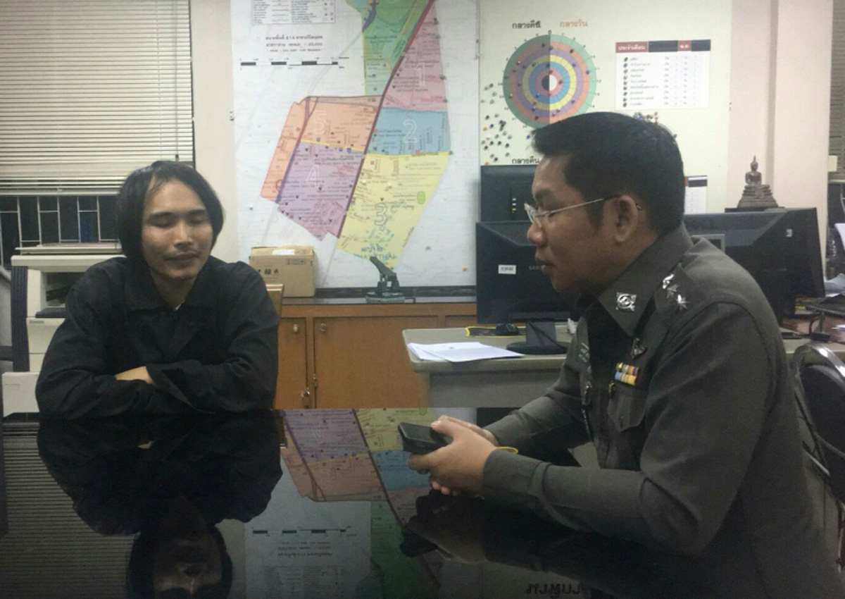 man arrested for serial sexual assaults on bangkok buses, asia news